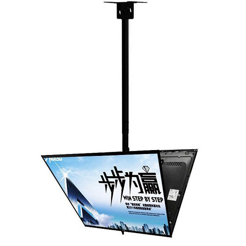 Giá treo Tivi thả trần hai màn hình NB T590 - 15 nhập khẩu