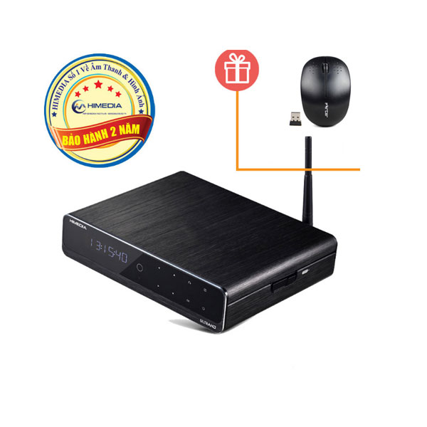 Android TV Box Himedia Q10 Pro Android 7.1