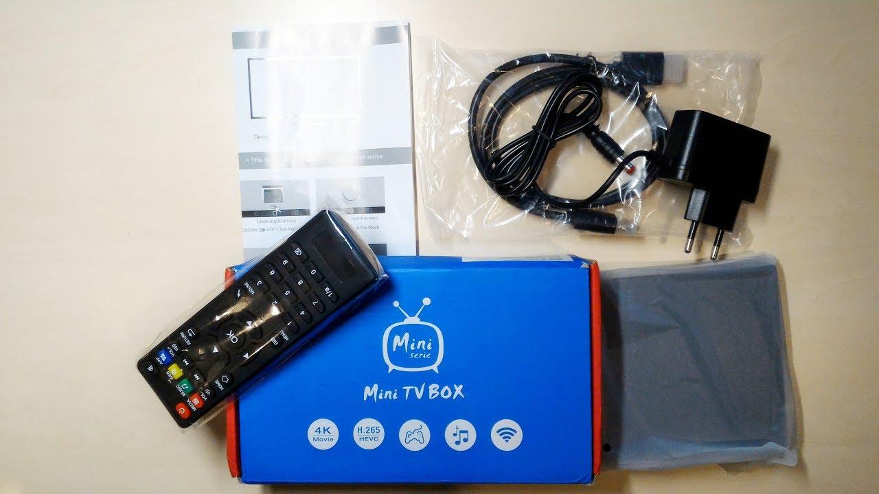 Mini M8S Pro - chạy video siêu nhanh, xem phim, lướt web thả ga